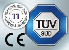 Certifikácia výrobkov