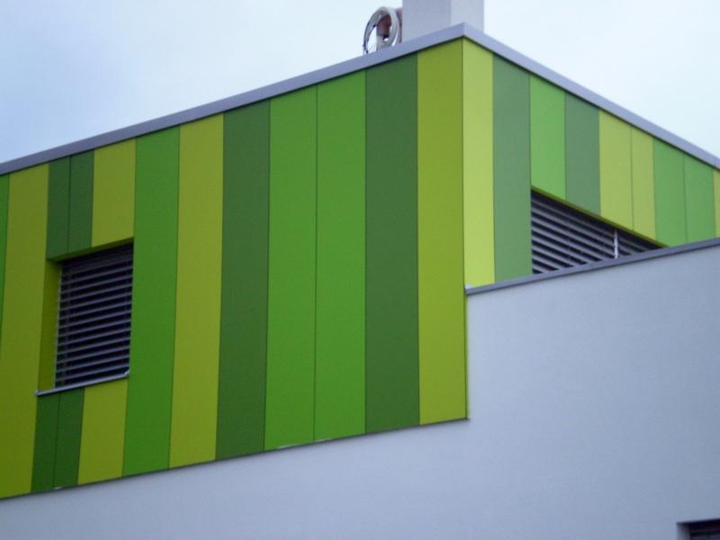 Byty Slanec Pekná cesta, Bratislava, exteriérové žalúzie Prominent a plisované siete