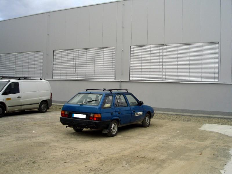 Mijas, Banská Bystrica, exteriérové žalúzie Diplomat