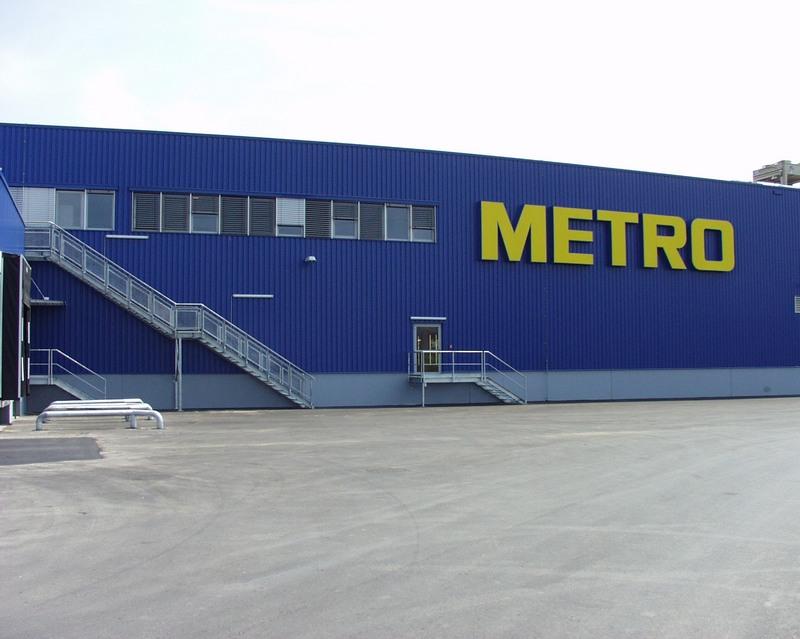 Metro, Žilina, exteriérové žalúzie  | http://www.ksystem.sk/sk/produkty/zaluzie/exterierove-zaluzie/exterierove-zaluzie-prominent.html