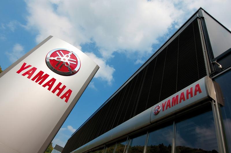 Yamaha, Banská Bystrica, exteriérové žalúzie |  http://www.ksystem.sk/sk/produkty/zaluzie/exterierove-zaluzie/exterierove-zaluzie-prominent.html