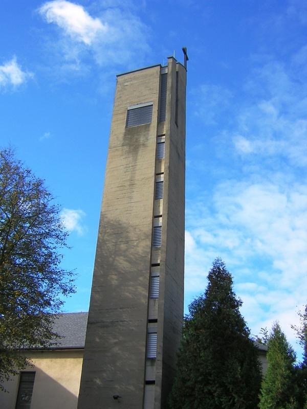 Kostolná veža, Sokoľany, exteriérové žalúzie Prominent