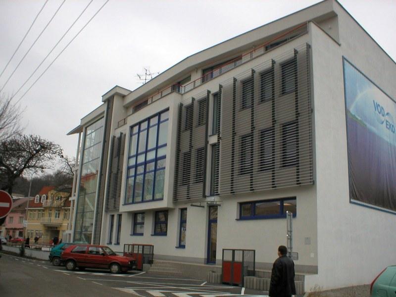 VÚB, Trenčín, slnolamy