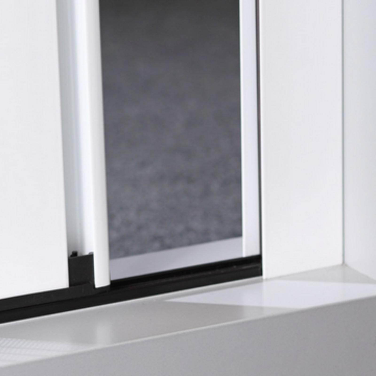 Plisssiertes Insektenschutzgitter für Türen PDS | K-SYSTEM